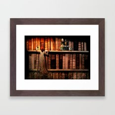 Treasure Hunt Framed Art Print
