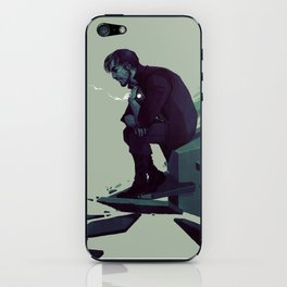 DH: We shouldn't be here iPhone Skin