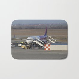 Wizz Air Jet And Fire Brigade Bath Mat