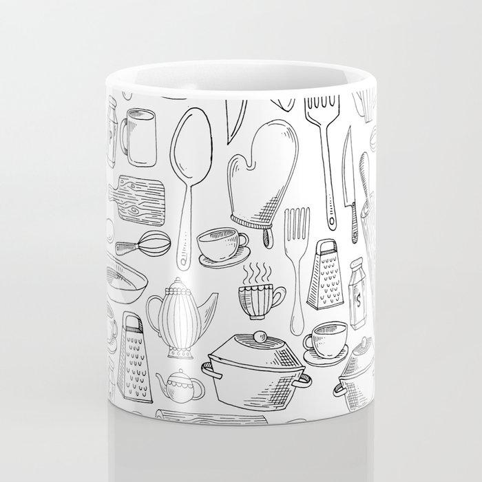 kitchen Coffee Mug
