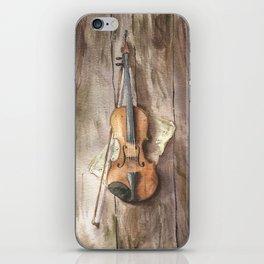 Violin iPhone Skin