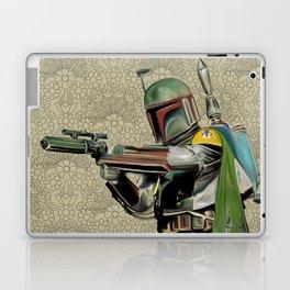 Starwars Boba Fett Laptop & iPad Skin