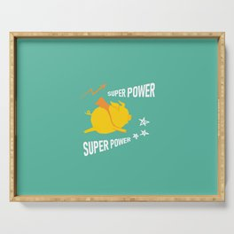 Gold pig Series_Super power Serving Tray