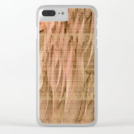 Mafdet Mate Clear iPhone Case