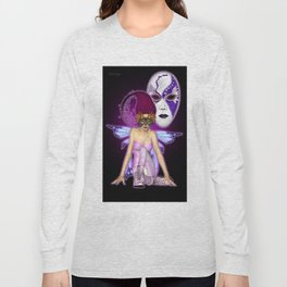 Queen of Fantasy and Mischief .. fantasy Long Sleeve T-shirt