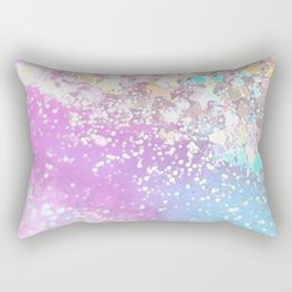 Pastel Kei Galaxy Rectangular Pillow