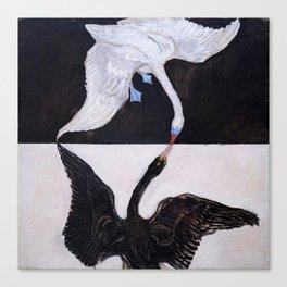 "Hilma af Klint ""The Swan, No. 01, Group IX-SUW"" Canvas Print"
