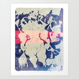 """BOB The Jailer"" is Doomed! Art Print"