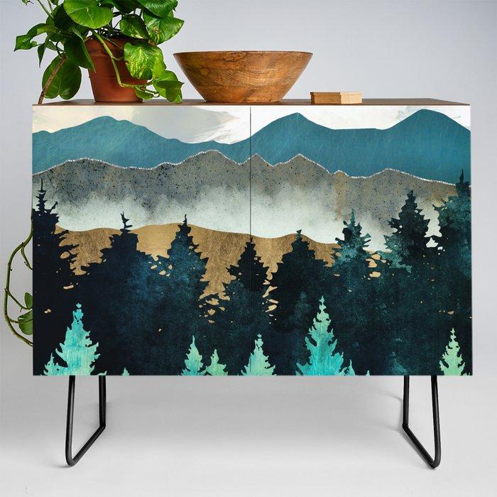 Forest_Mist_Credenza_by_SpaceFrogDesigns__Black__Walnut