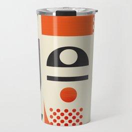 Mid-century no1 Travel Mug