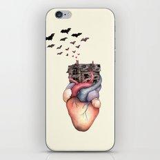 Abandoned (Vacancy Zine) iPhone & iPod Skin