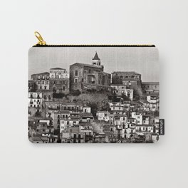 Sicilian Mountain Village Carry-All Pouch