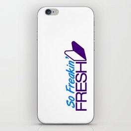 So Freakin' Fresh v7 HQvector iPhone Skin
