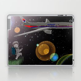 Lost & Found in space Laptop & iPad Skin