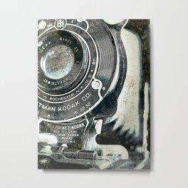 retrospect Metal Print