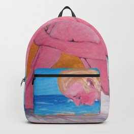 Her Surfer Boyfriend                 by Kay Lipton Backpack