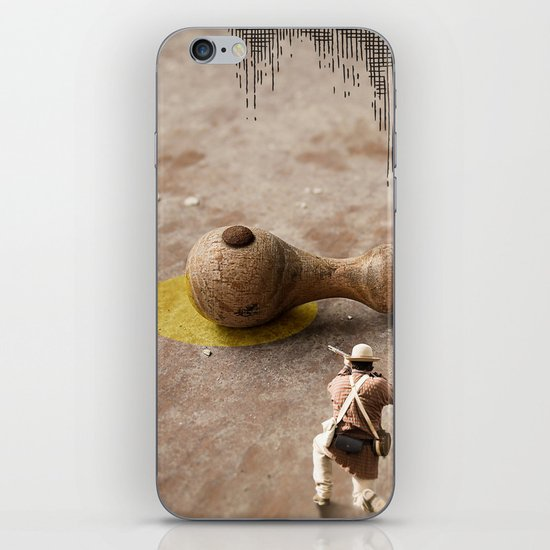 Kill Bureaucracy iPhone & iPod Skin