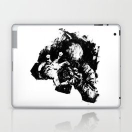 Leroy (Messy Ink Sketch) Laptop & iPad Skin