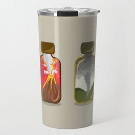 Disaster In A Jar Travel Mug