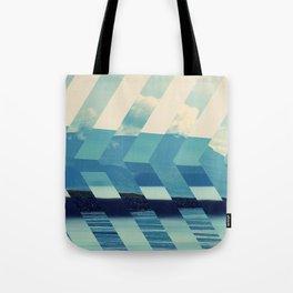 Lakeside Drive Tote Bag