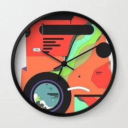 Camera blobsqura Wall Clock