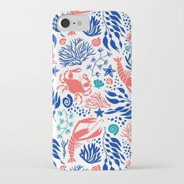 Lobsterland iPhone Case