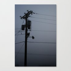Is Anybody Out There? Canvas Print