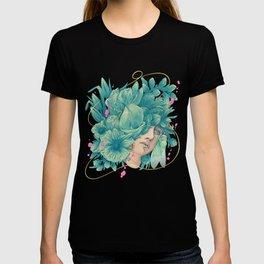 Bouquet & Cicada T-shirt