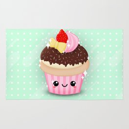 Cutie Cake Rug