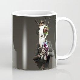 Skull bird Coffee Mug