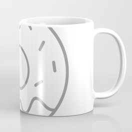 Eat More Donuts Coffee Mug