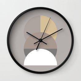 Flates Wall Clock