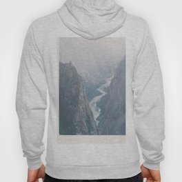 Black Canyon of the Gunnison, Colorado Hoody