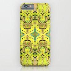 Agnes Lime iPhone 6 Slim Case