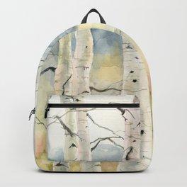 Tender Birch Forest Backpack