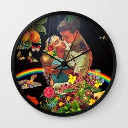 The Creators Wall Clock