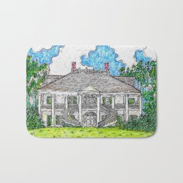 Evergreen Plantation Bath Mat