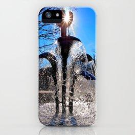The return of Sol Invictus iPhone Case