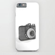 Agfa Clack (B&W Edition) iPhone 6s Slim Case