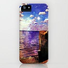 Magic Lake iPhone Case