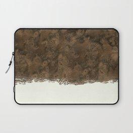 Dipped Wood - Walnut Burl Laptop Sleeve
