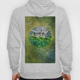 Neuschwanstein Castle Germany Hoody