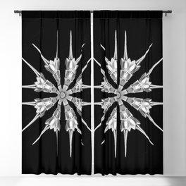 Ninja Star 7 Blackout Curtain