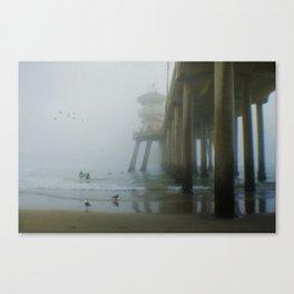 Play Misty Canvas Print