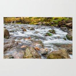 Llanberis Pass Snowdonia Rug