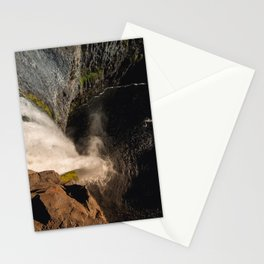 Fear of Heights - Palouse Falls Stationery Cards