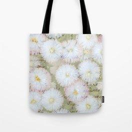 Daisy Daisy Love Letter Tote Bag