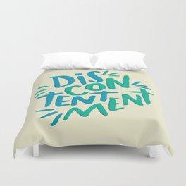 Discontentment Duvet Cover