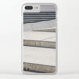 Tallin 1.4 Clear iPhone Case