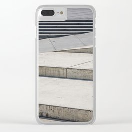 Tallin 1.4 Clear iPhone Case